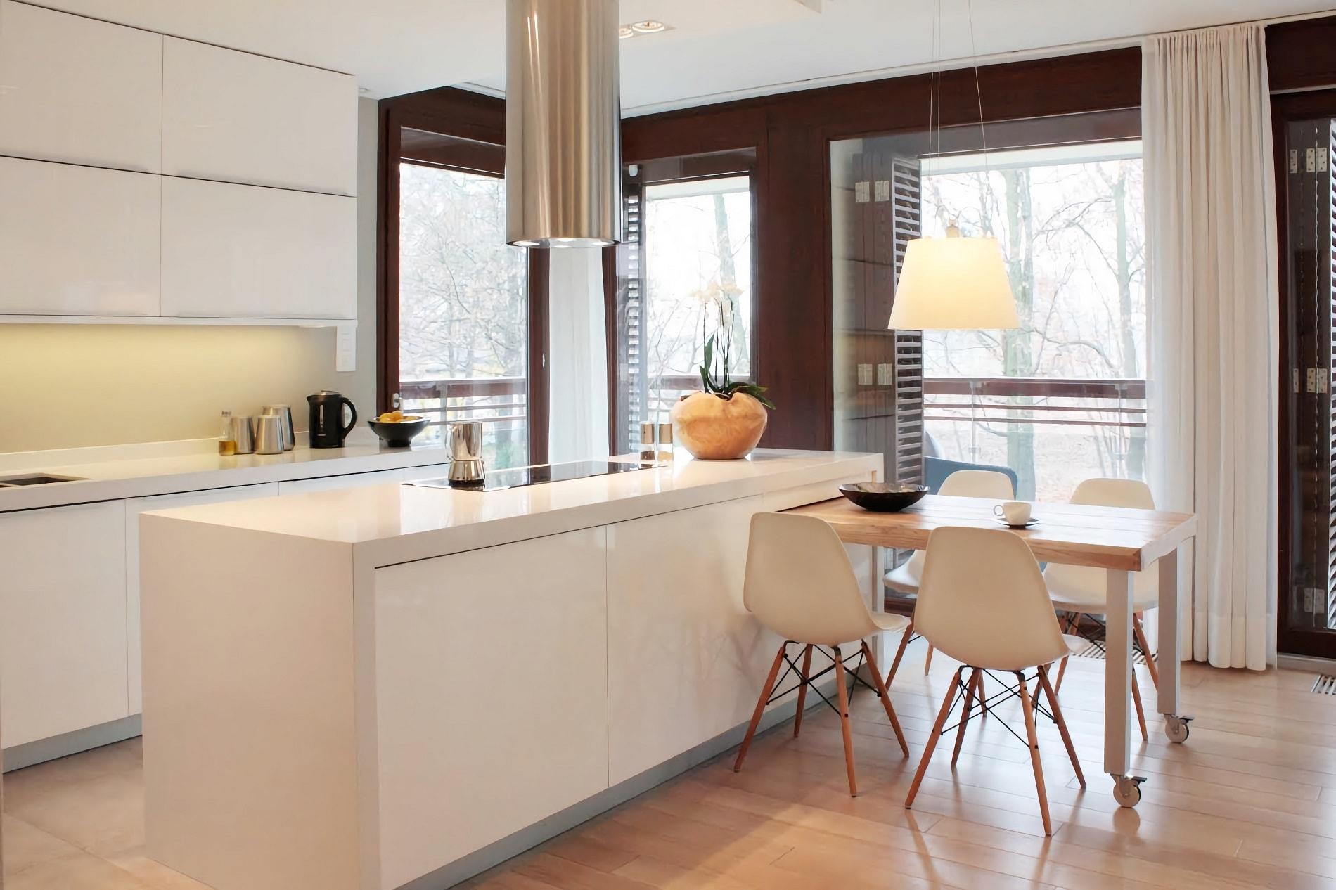 projekt architektoniczny wnętrza Apartament we Wrocławiu - projektowanie wnętrz Prima Wrocław