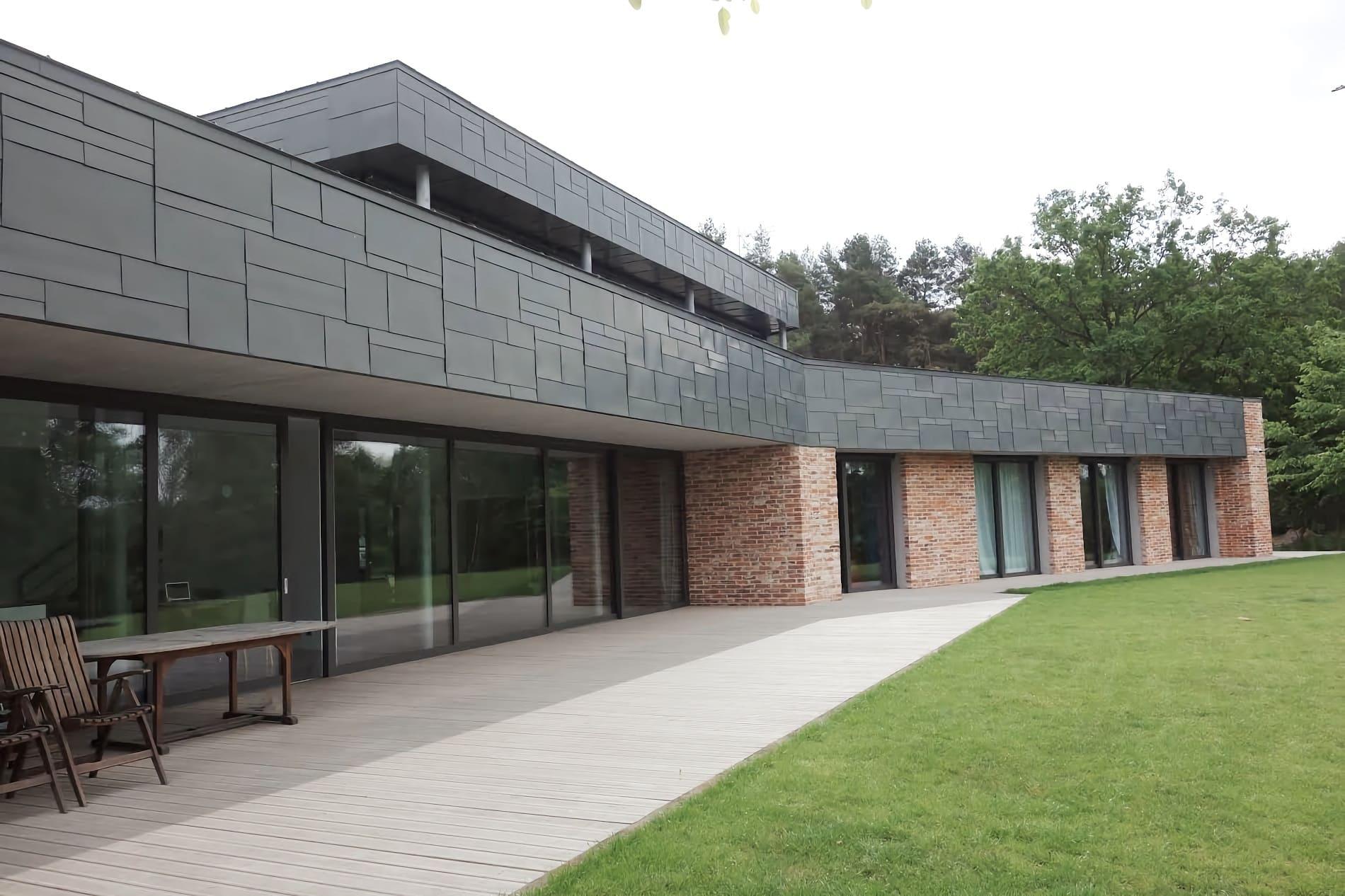 projekt architektoniczny wnętrza rezydencja pod Wrocławiem - projektowanie wnętrz Prima Wrocław (2)