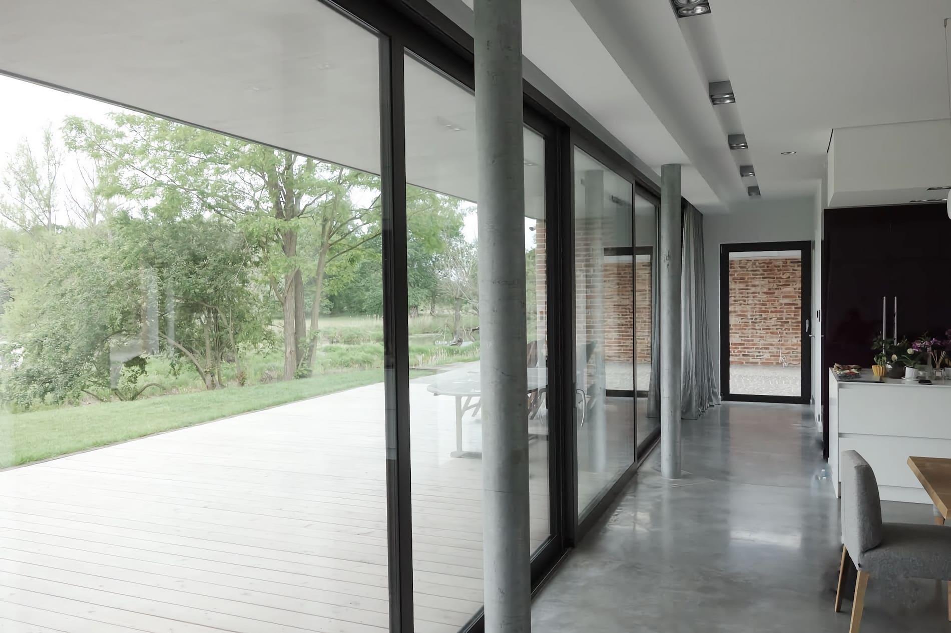 projekt architektoniczny wnętrza rezydencja pod Wrocławiem - projektowanie wnętrz Prima Wrocław (7)