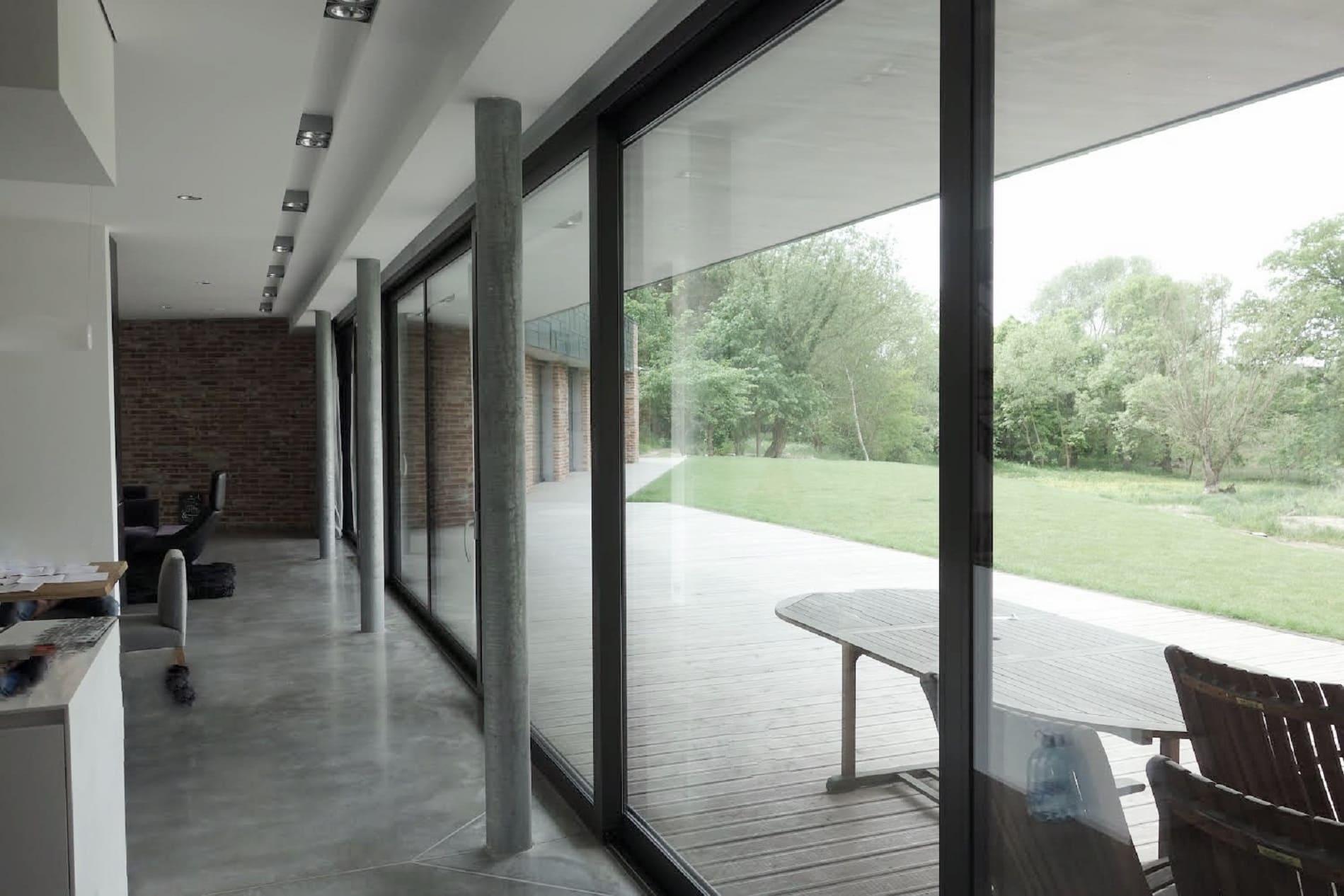 projekt architektoniczny wnętrza rezydencja pod Wrocławiem - projektowanie wnętrz Prima Wrocław (6)