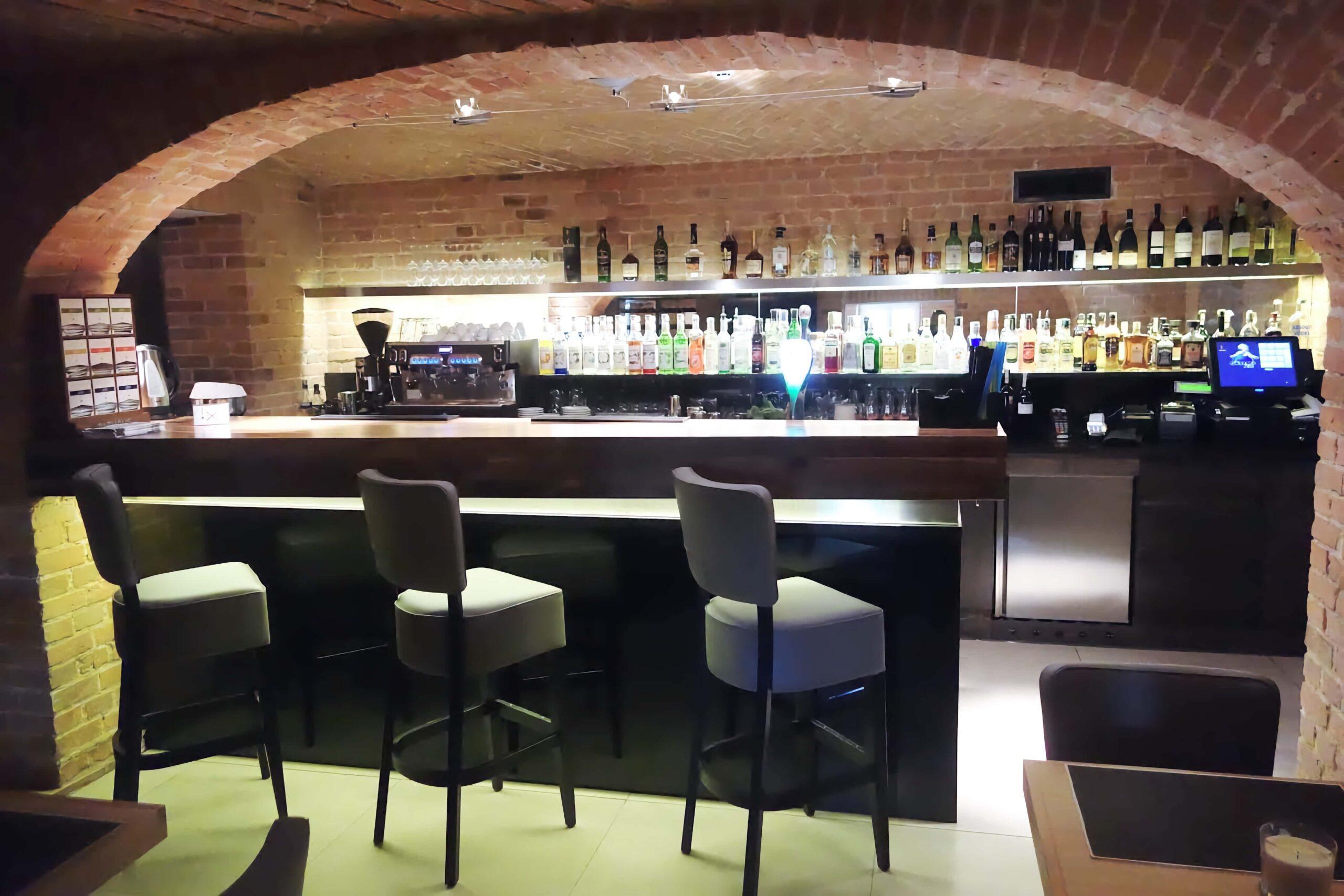 projekt architektoniczny wnętrza hotel Jakubus - projektowanie wnętrz Prima Wrocław (2)